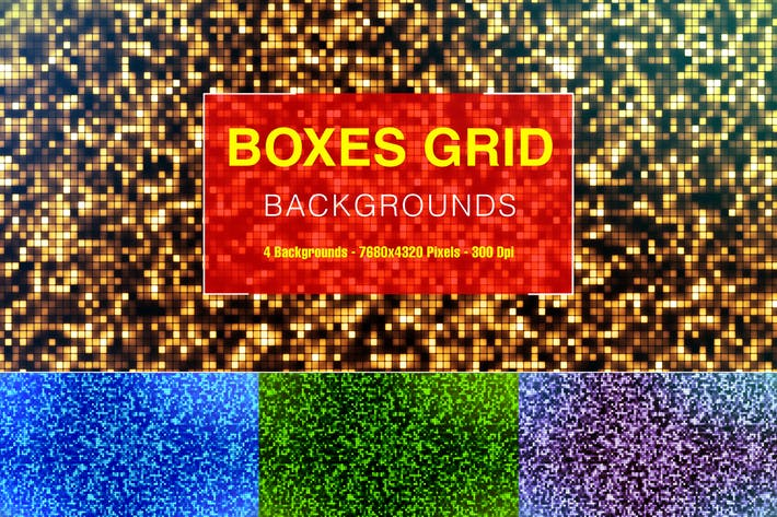 Thumbnail for Boxes Grid