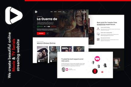 Digiflex | Online Movie Streaming WordPress Theme