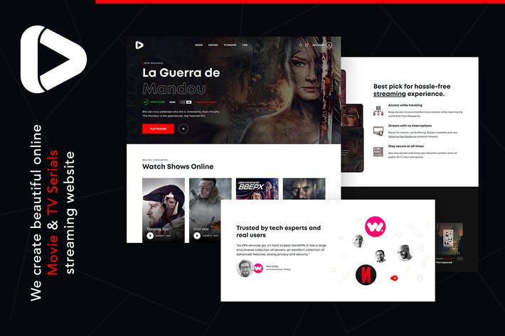 Digiflex | Online-Film Streaming-WordPress-Theme