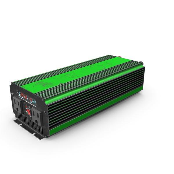 Power Inverter Green Used