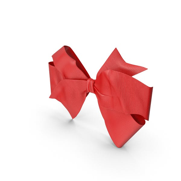 Thumbnail for Large Red Bow