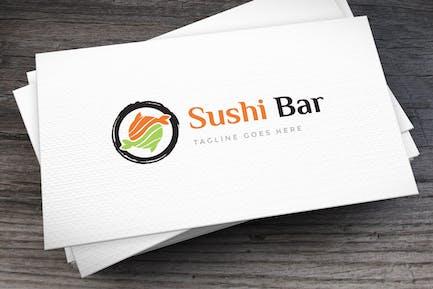 Sushi Bar Logo Template