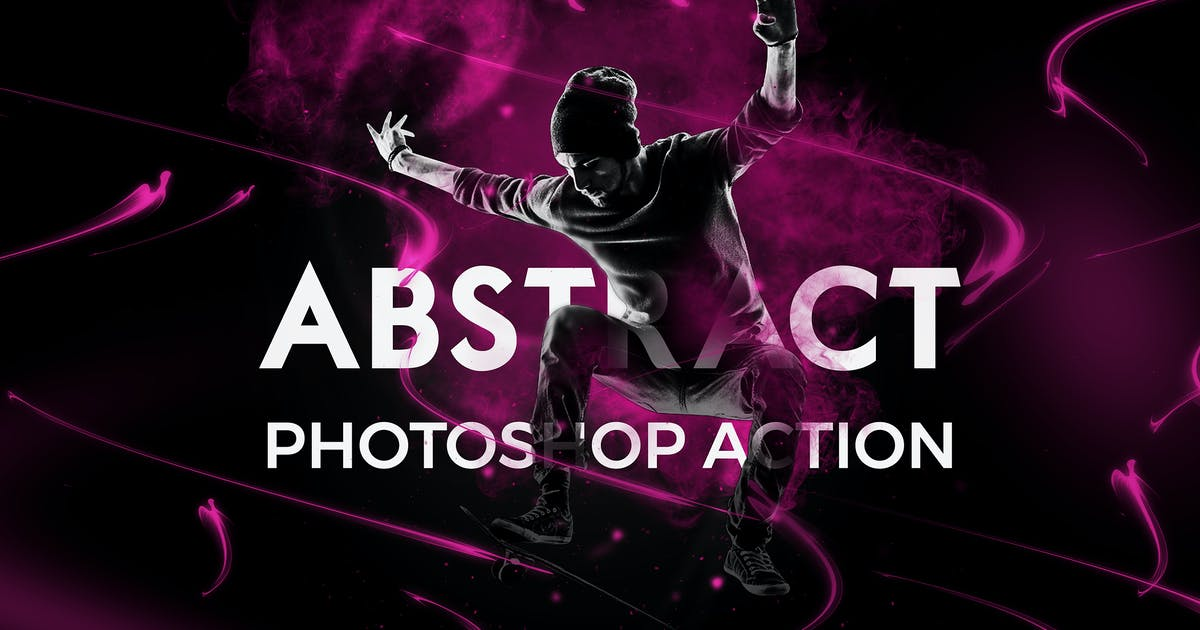 Download Abstract Photoshop Action by Hemalaya1