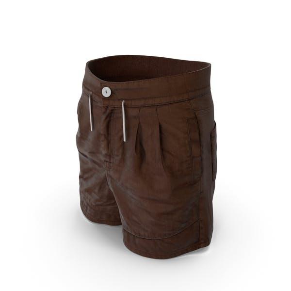 Thumbnail for Shorts Brown