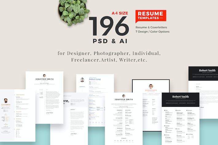 Cover Image For Resume / CV