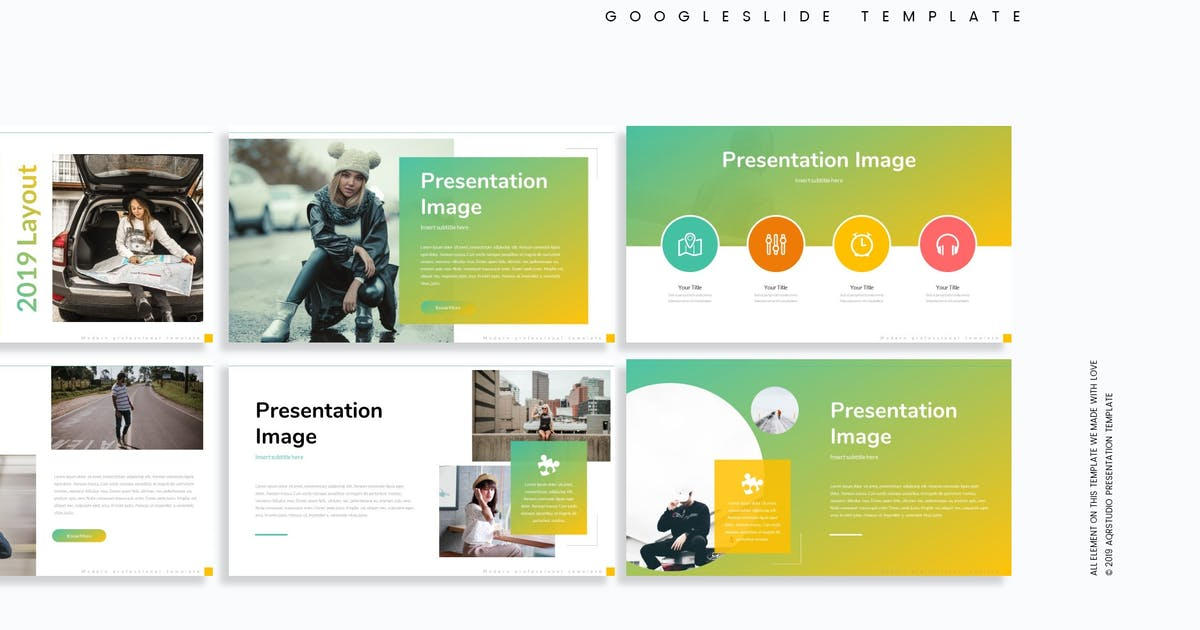 Download Evanzo - Google Slide Template by aqrstudio