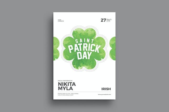 Thumbnail for St Patrik Day Flyer
