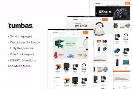 Tumbas - Responsivo WooCommerce WordPress Tema