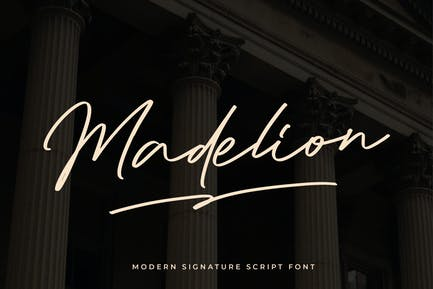 Madelion Signature