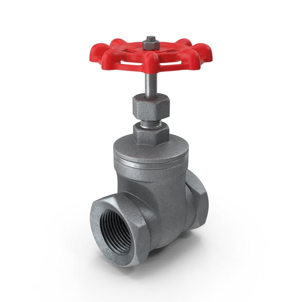 Cover Image for Galvanized Steel Pipe Valve