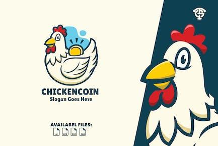 Chicken Coin - Logo Mascot
