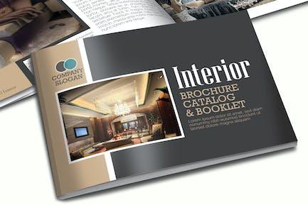 A5 Interior Booklet/Brochure Template Vol 1