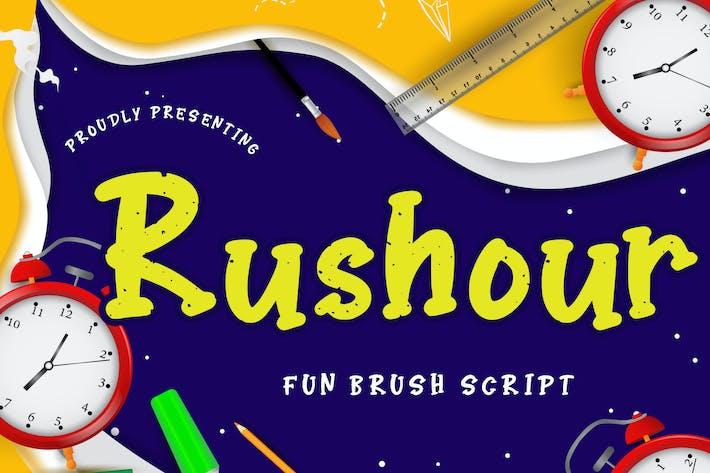 Thumbnail for Rushour Fun - Cepillo de escritura