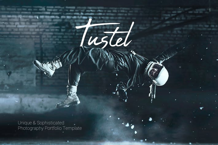 Thumbnail for Tustel - Photography Portfolio HTML Template