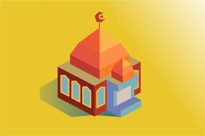 Thumbnail for Islamic Mosque