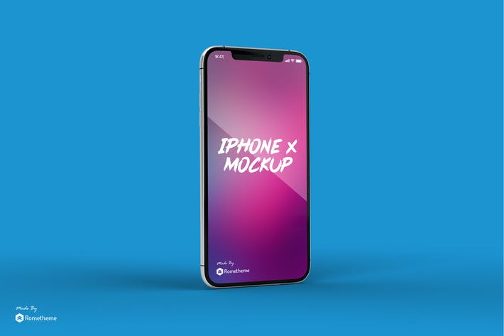 Thumbnail for Iphone X Mockups vol.1
