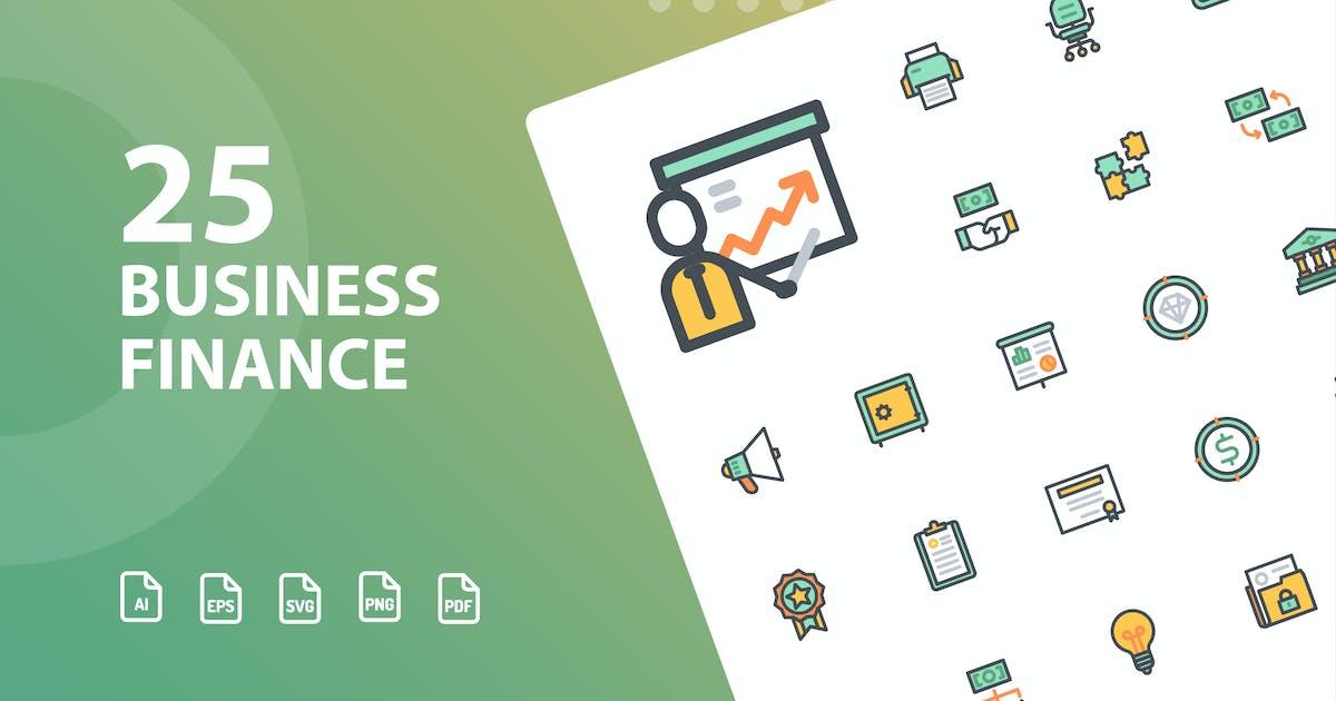 Download Business Finance Filled by kerismaker