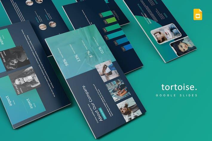 Thumbnail for Tortoise - Google Slides Template