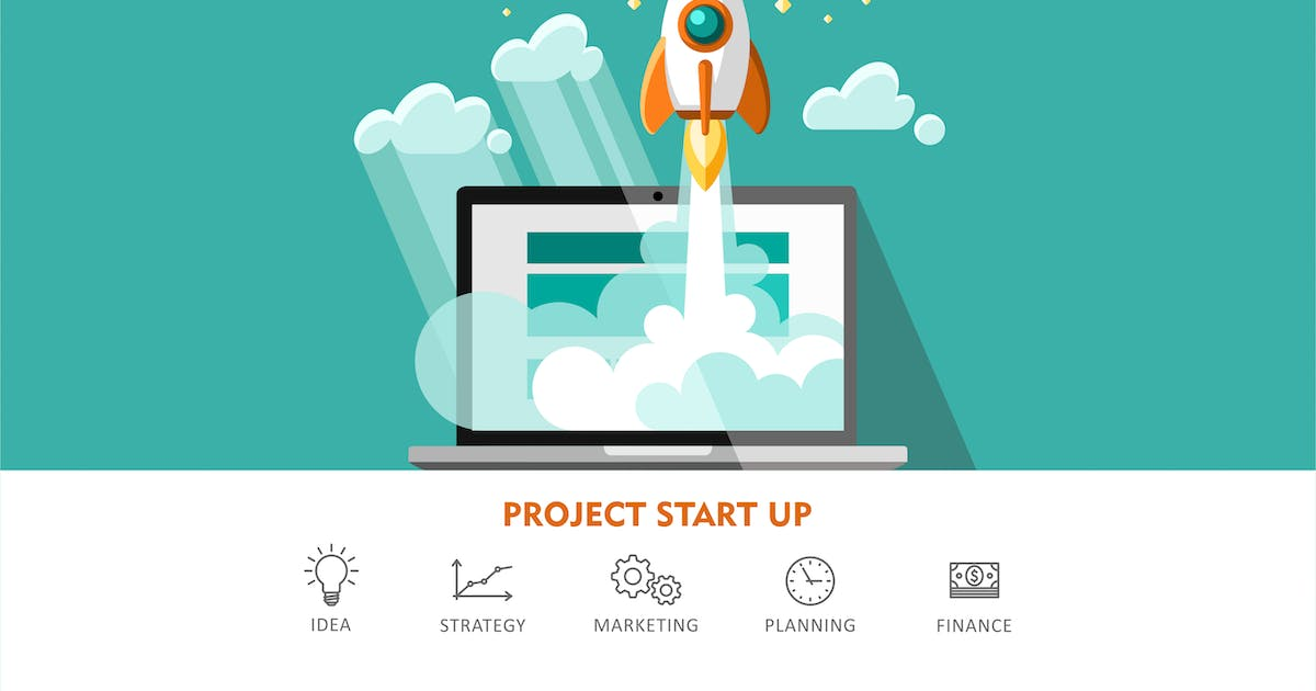 Download New Business Project Start Up by Faber14