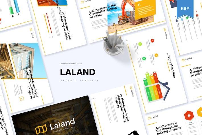 Thumbnail for Laland | Шаблон Keynote