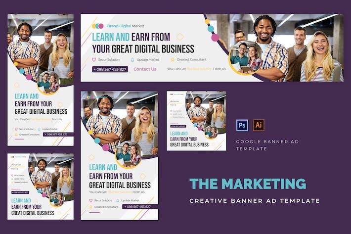 Thumbnail for Digital Marketing Google Ads
