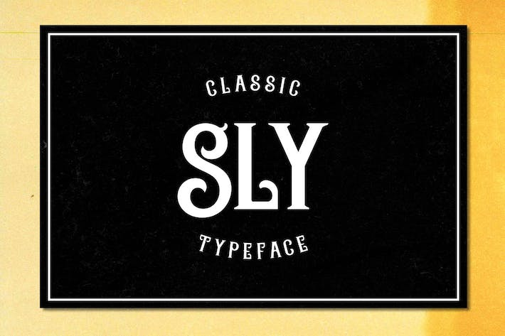 Cover Image For Sly