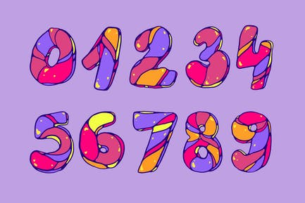 Candy Numbers