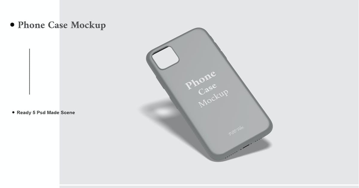 Download Phone Case Mock-up V.3 by AuthenticMockup