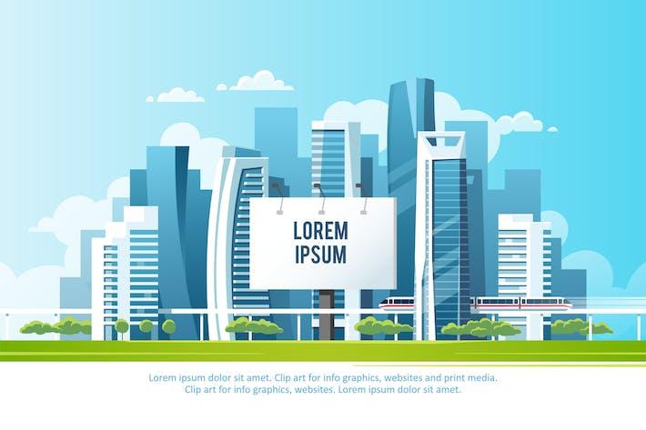 Thumbnail for Paisaje urbano