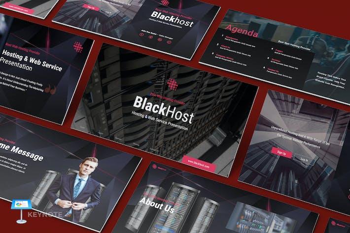 Thumbnail for BlackHost - Hosting Service Presentation