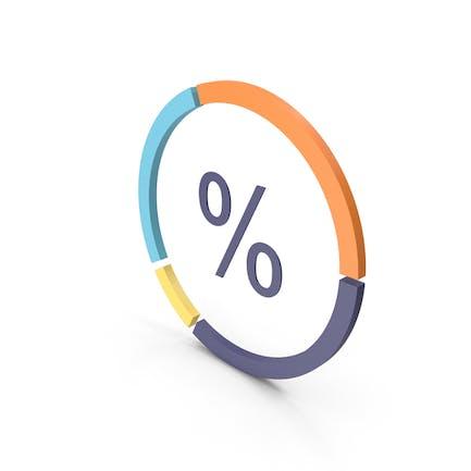Percentage Infographic