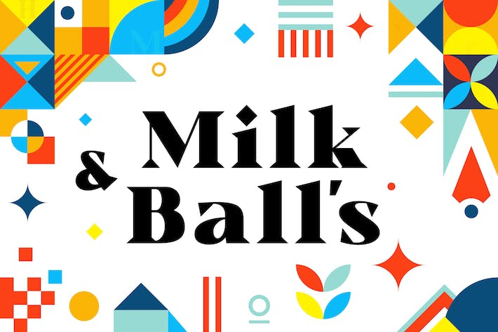 Thumbnail for Milk and Balls