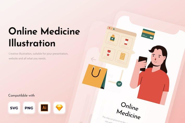 Thumbnail for Online Medicine