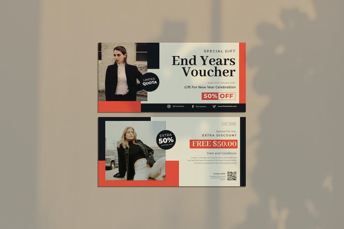 Thumbnail for End Year Voucher