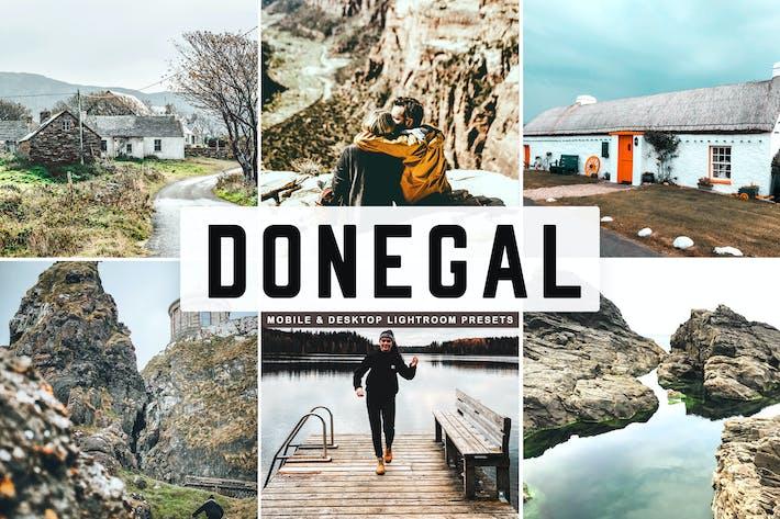 Thumbnail for Donegal Mobile & Desktop Lightroom Presets