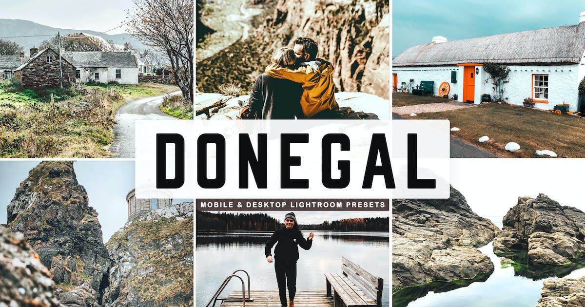 Download Donegal Mobile & Desktop Lightroom Presets by creativetacos