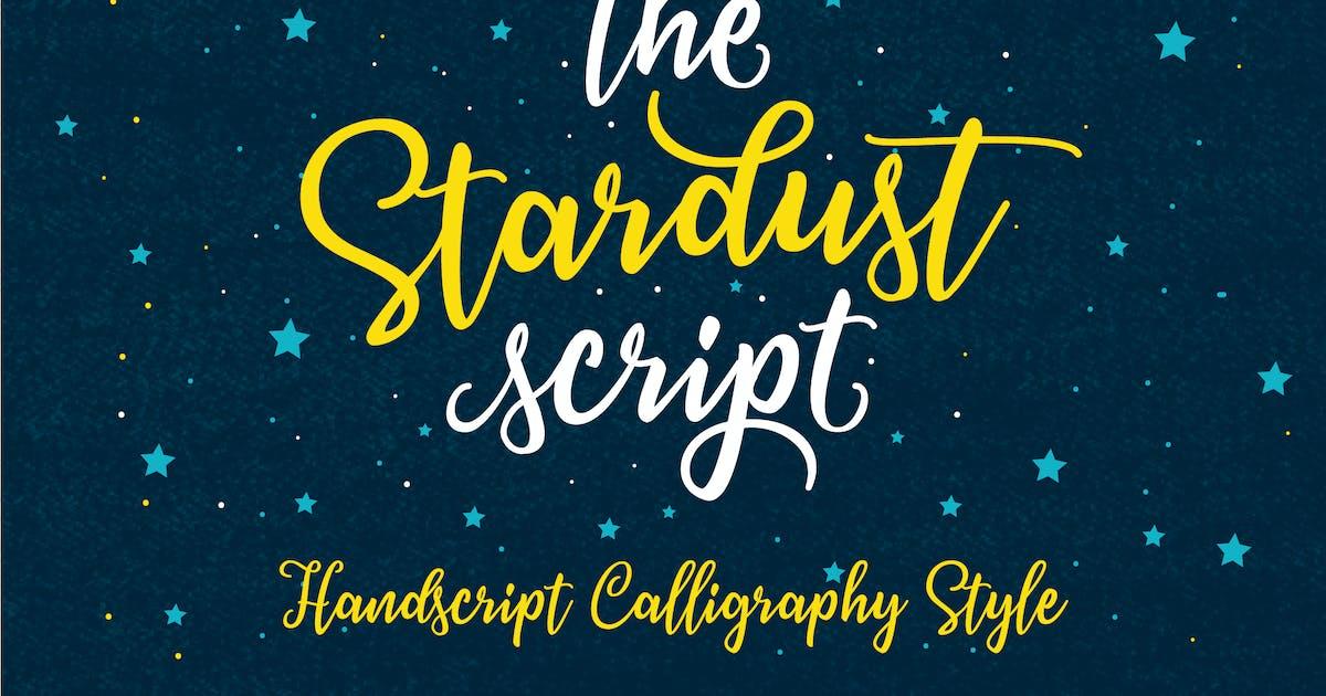 Download Stardust Script Typeface by queentype