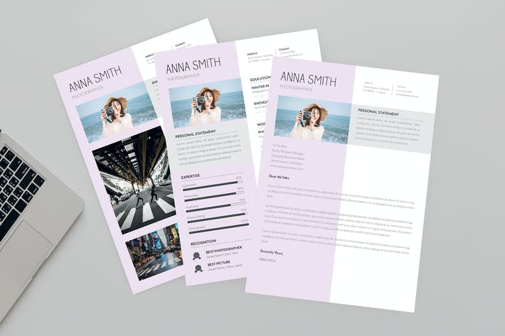 Cover Image For CV Earth Resume Designer