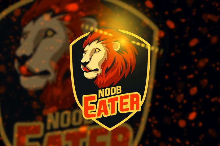 Thumbnail for Noob Eater Sports and Esports Logo