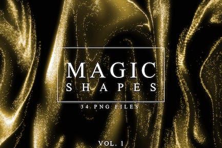 Magic Shapes 1