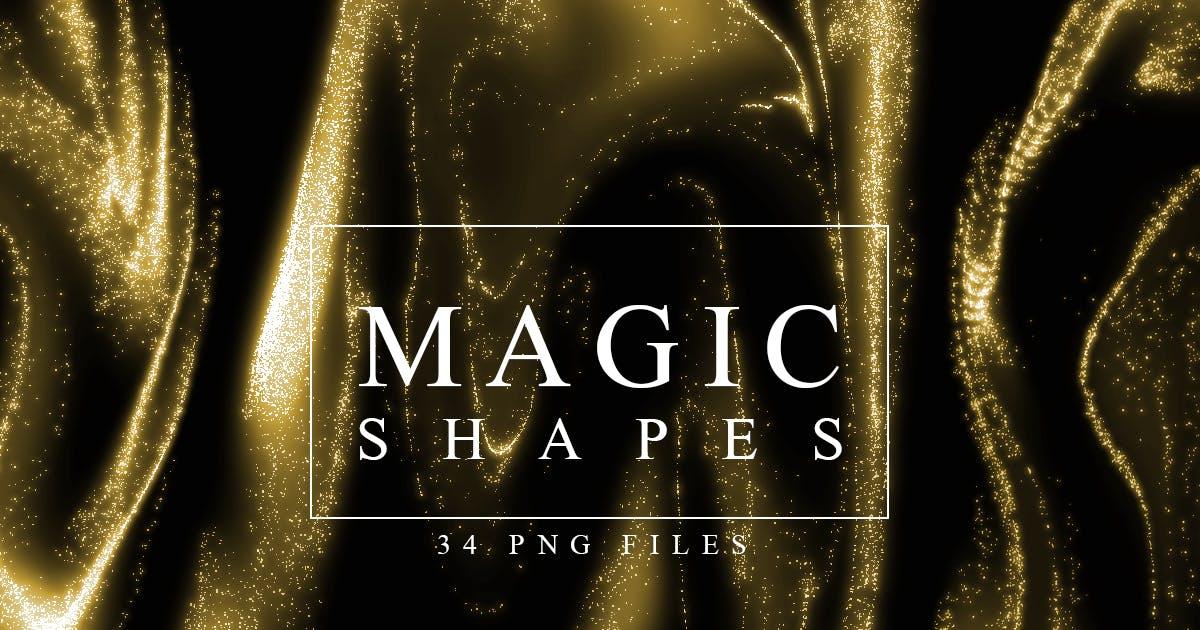 Download Magic Shapes 1 by FreezeronMedia