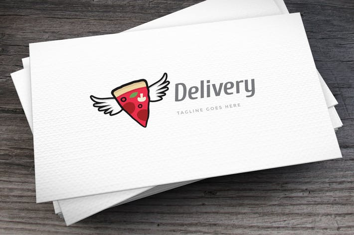 Thumbnail for Pizza Express Logo Template