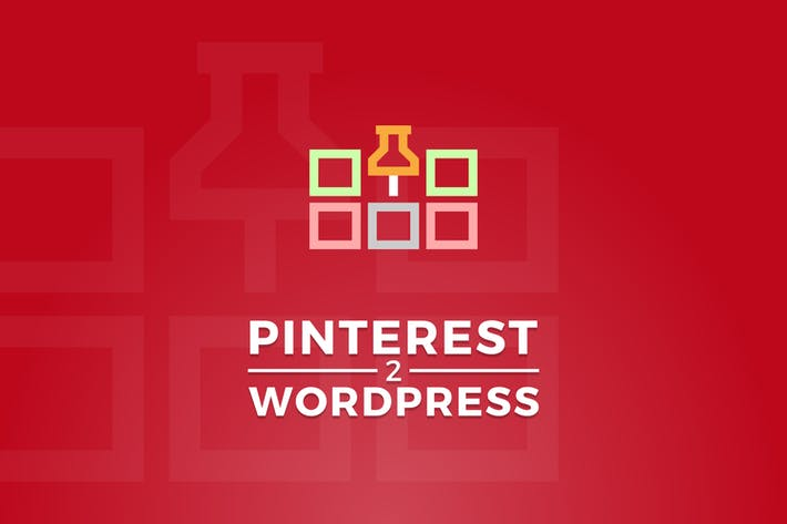 Thumbnail for Pinterest to WordPress