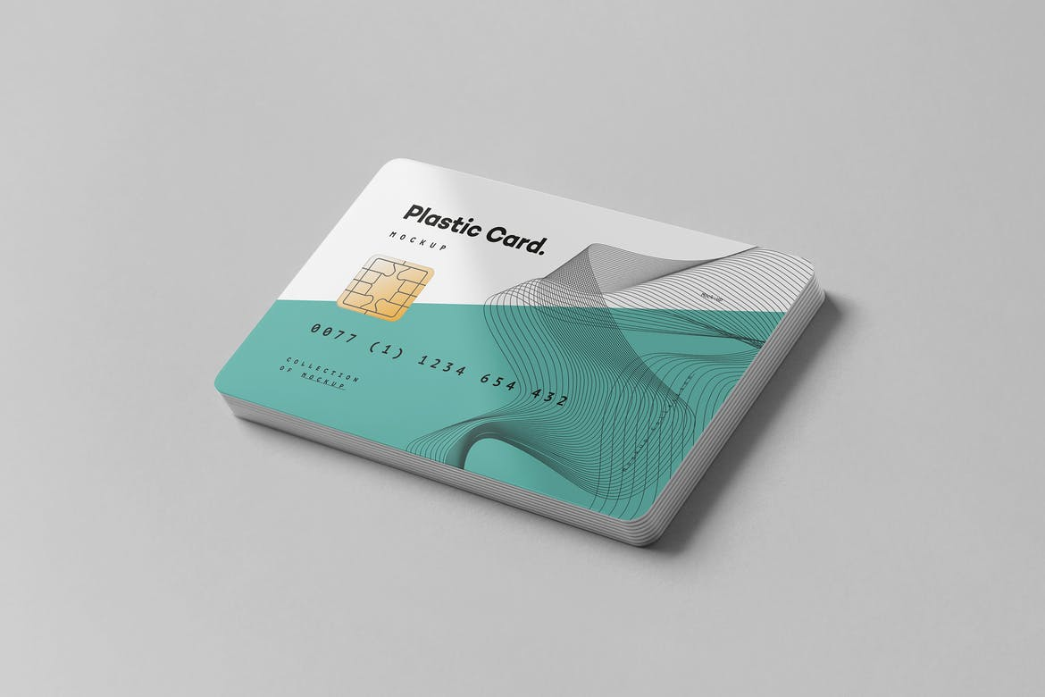 Plastic-Card-Mock-up
