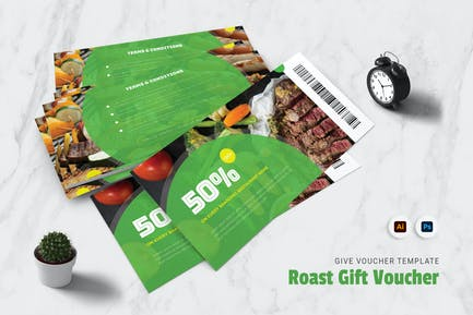 Roast Gift Voucher