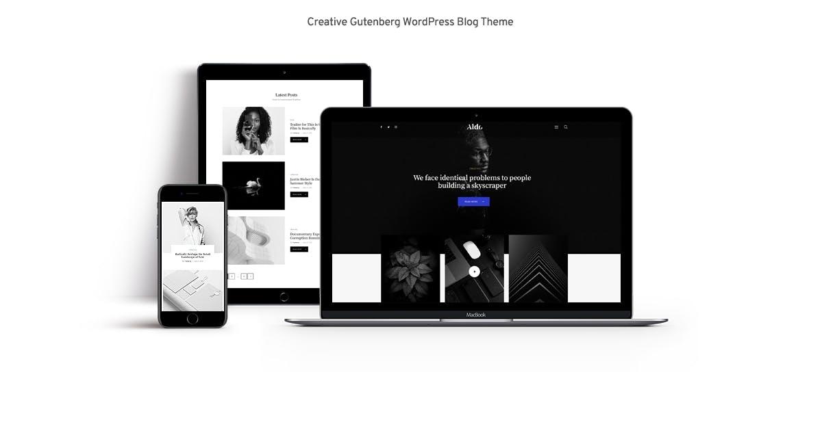 Download Aldo by ThemeREX