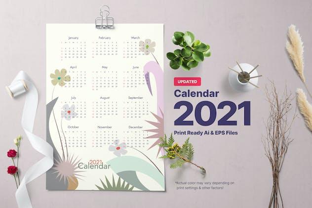 Calendar Illustrator
