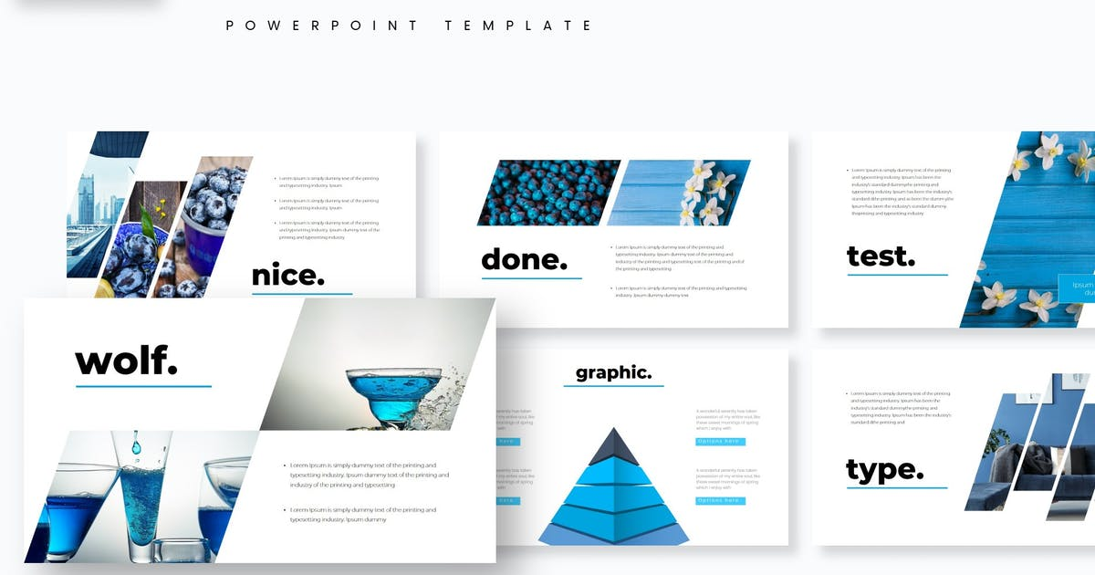Download Shapine - Powerpoint Template by aqrstudio