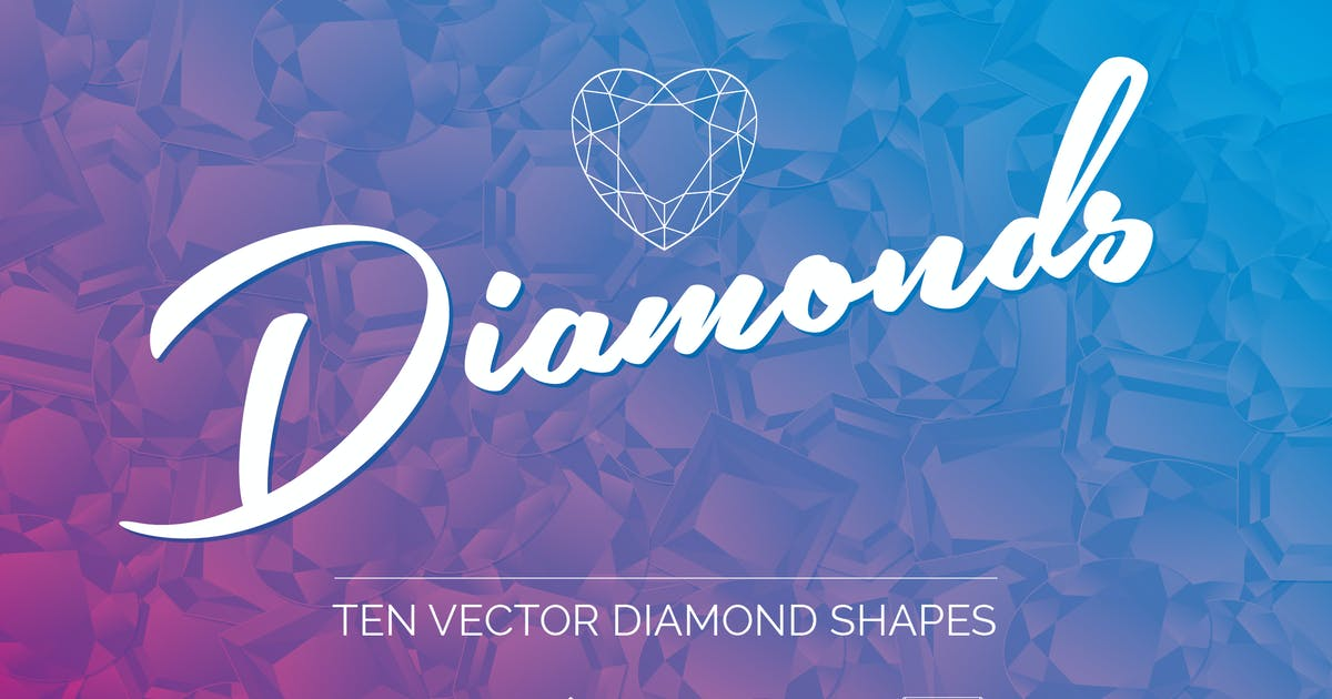 Download Diamond Icons by wingsart