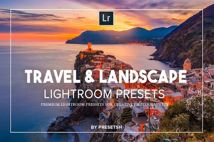 Thumbnail for 30 Пресеты для путешествий и ландшафта